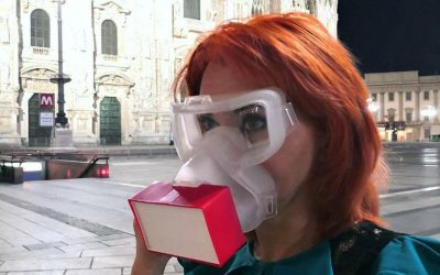 Israeli mask that may prevent closure